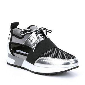 STEVE MADDEN Cutout Sneakers